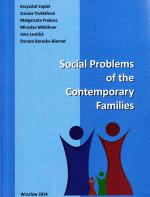 Social Problems of the Contemporary Families